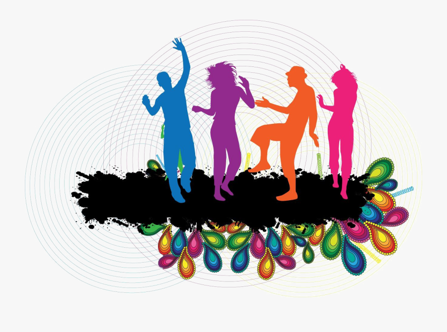 Hd Dance Party Png Picture.