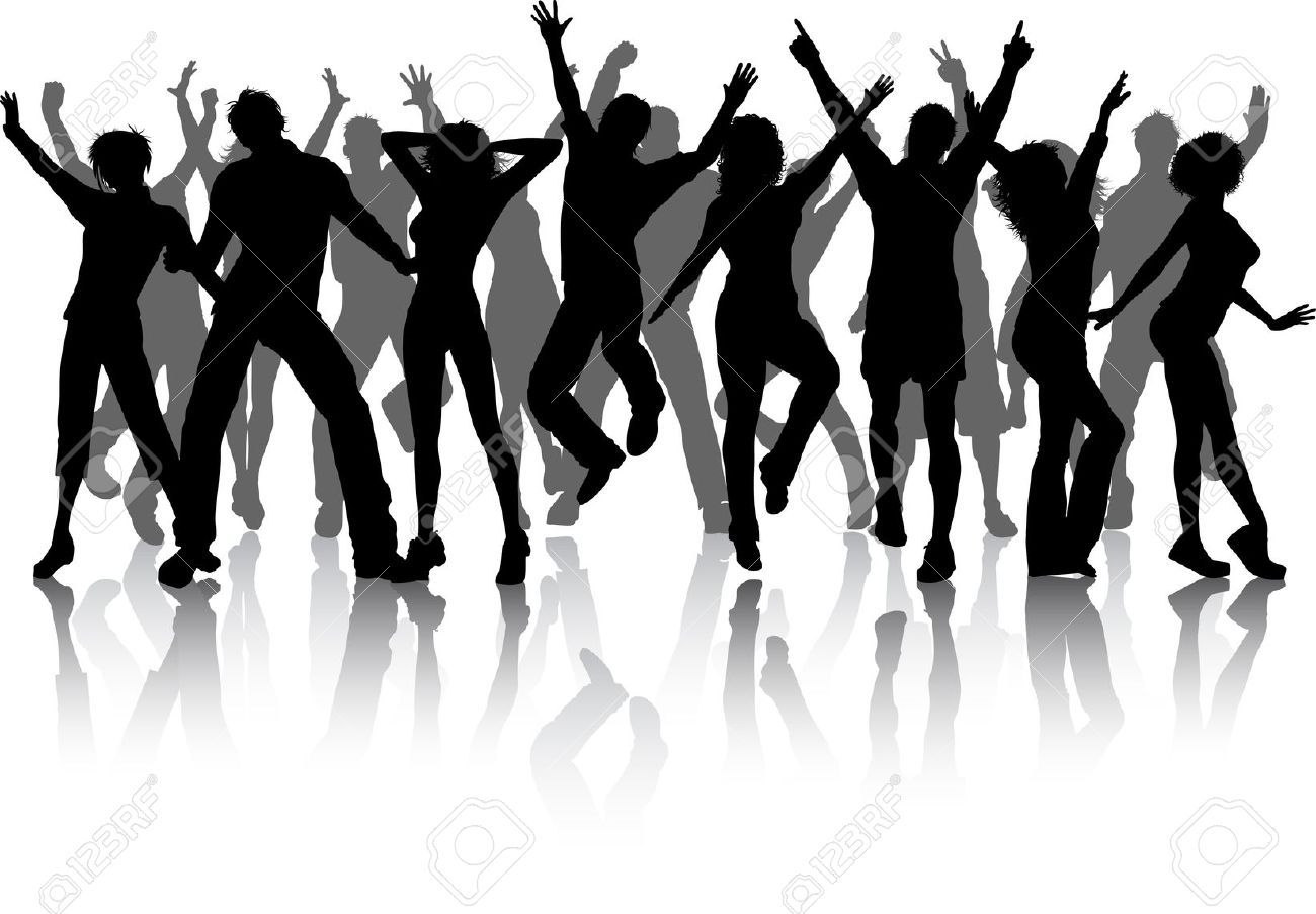 Dancing Silhouette Images, Stock Pictures, Royalty Free Dancing.