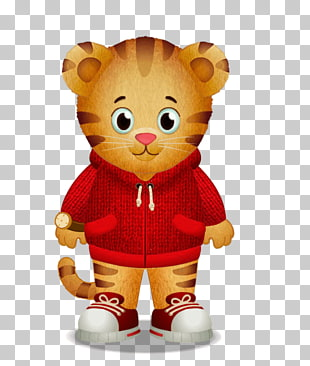 31 daniel Tiger PNG cliparts for free download.
