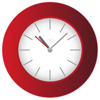 Daylight Saving Time Clock Free Vector.