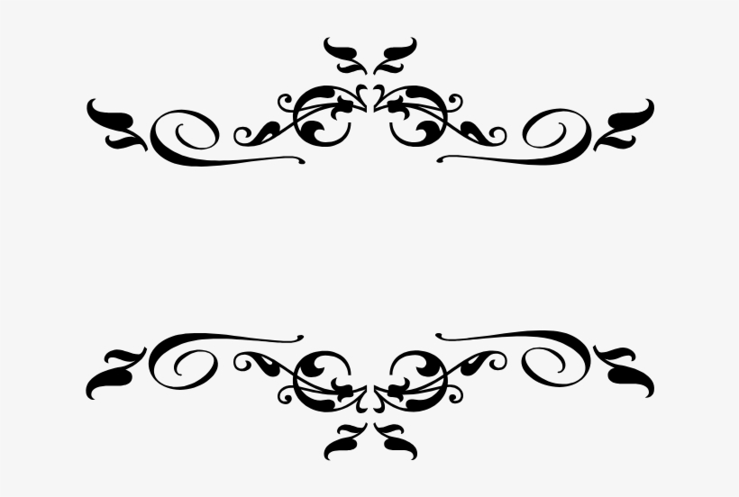 White Borders Png Images.