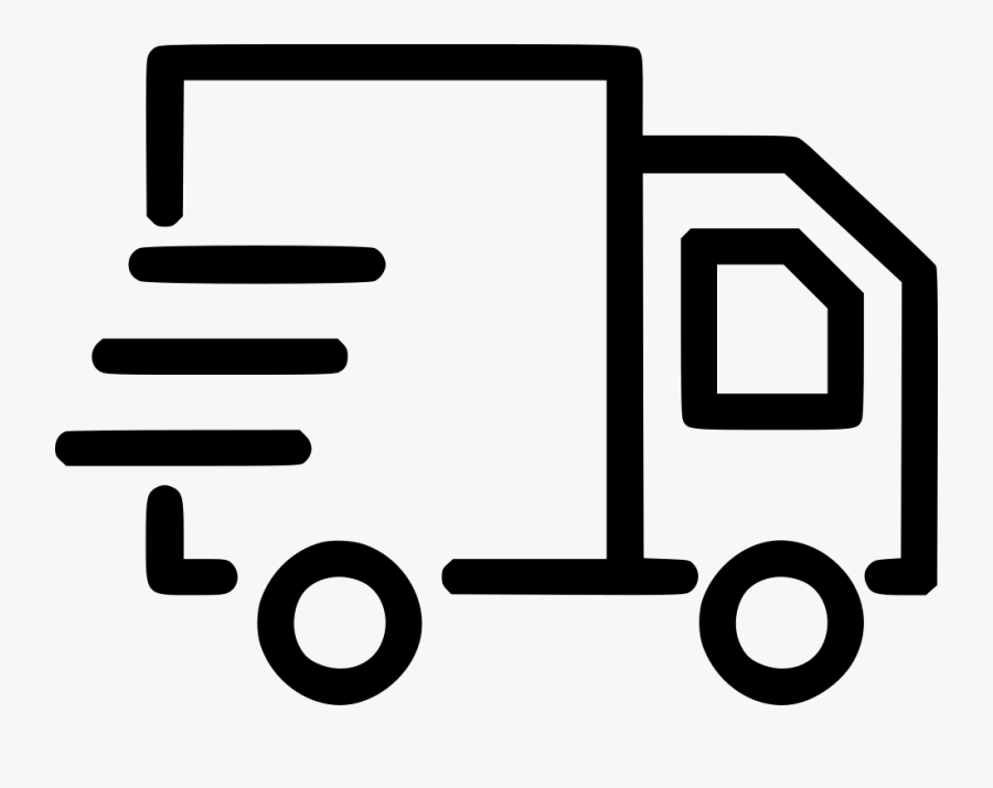 Delivery Transparent Background.