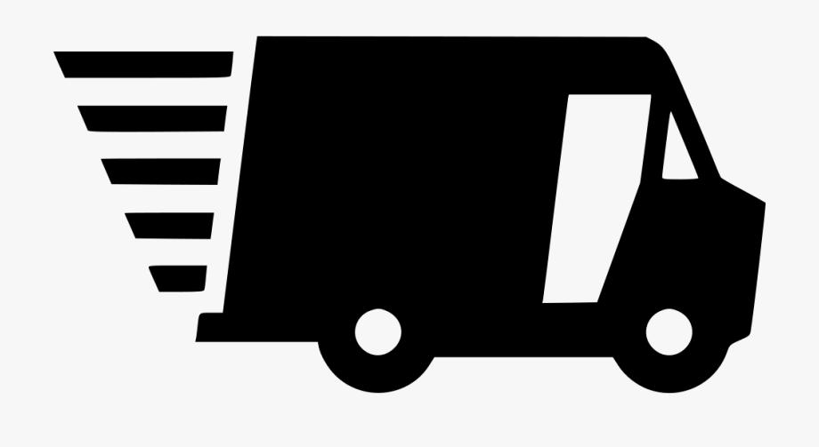 Quick Ship Delivery Van.