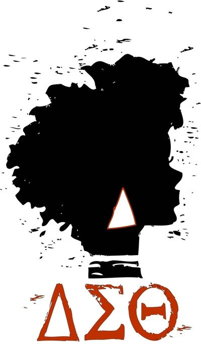 delta sigma theta clip art.