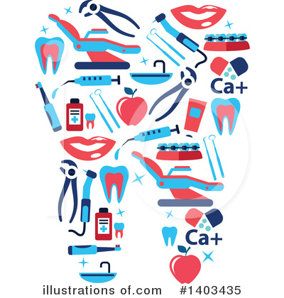 Dental Clipart #1403435.