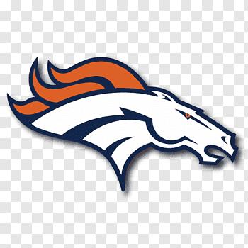 Broncos cutout PNG & clipart images.