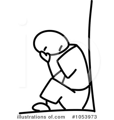 Depression Clipart #1053973.