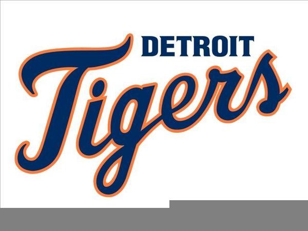 Free Detroit Tiger Clipart.