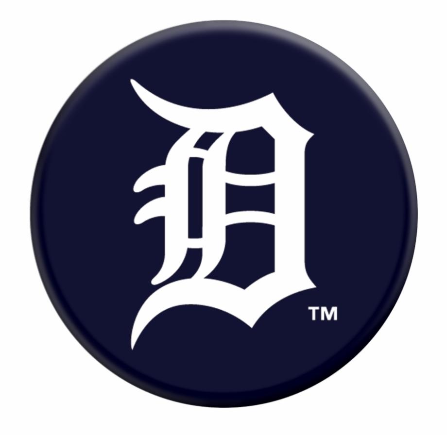Detroit Tigers Logo Transparent.