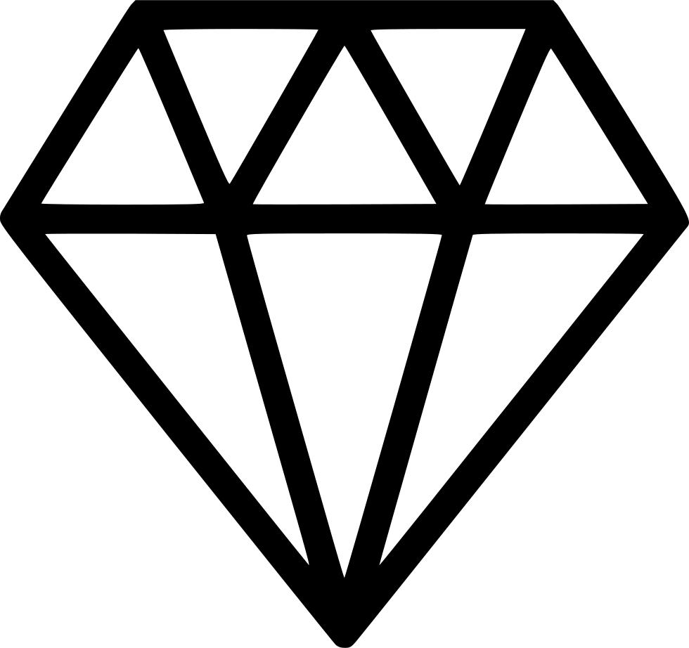 Diamond clipart svg, Diamond svg Transparent FREE for.