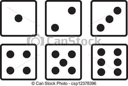 Dice Clipart and Stock Illustrations. 13,776 Dice vector EPS.