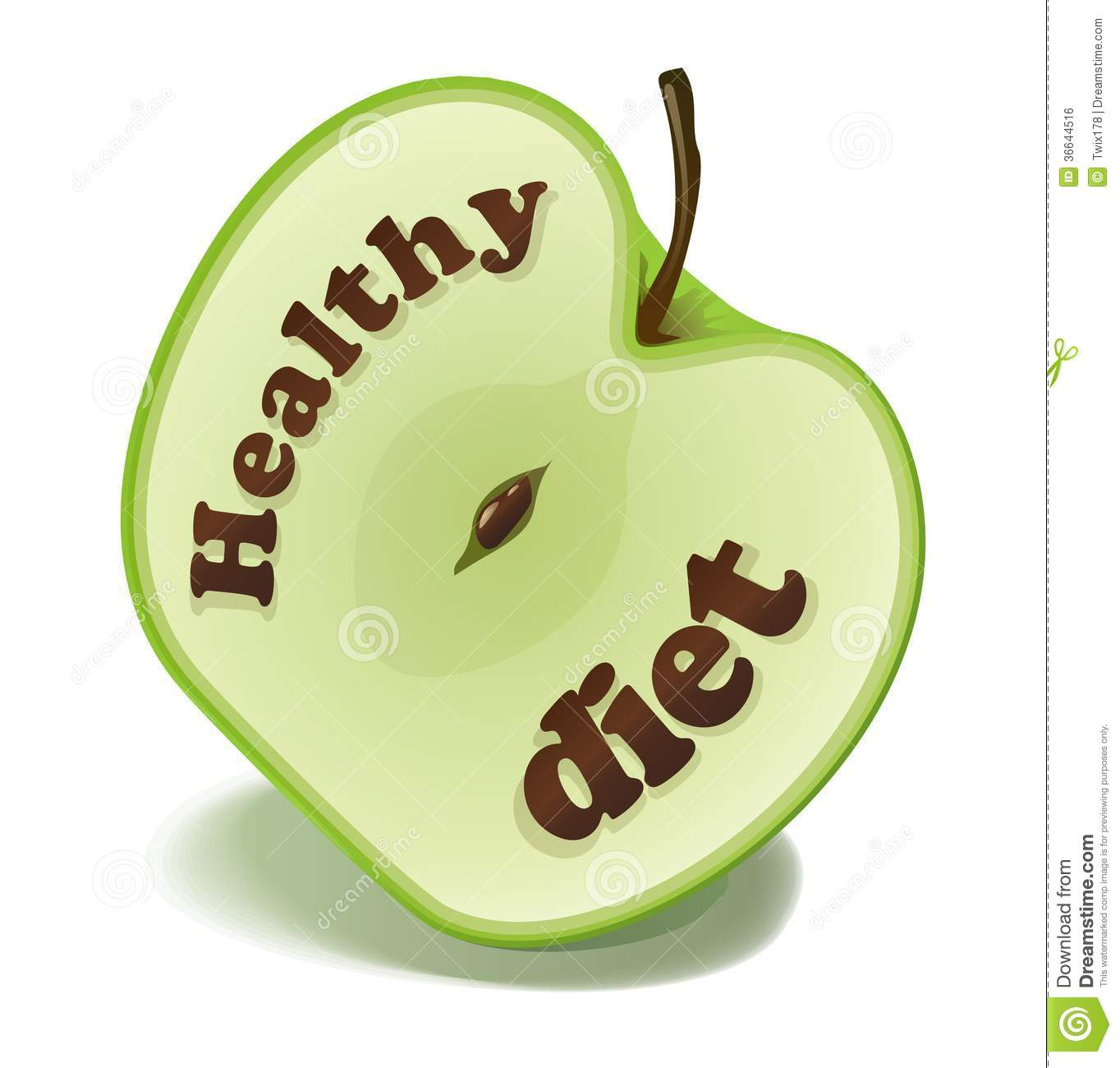 Healthy Eating Clipart Free.