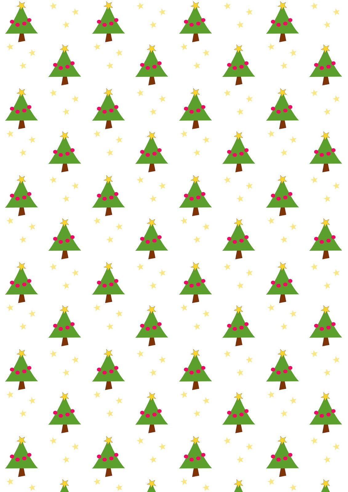 Free digital Christmas scrapbooking paper.