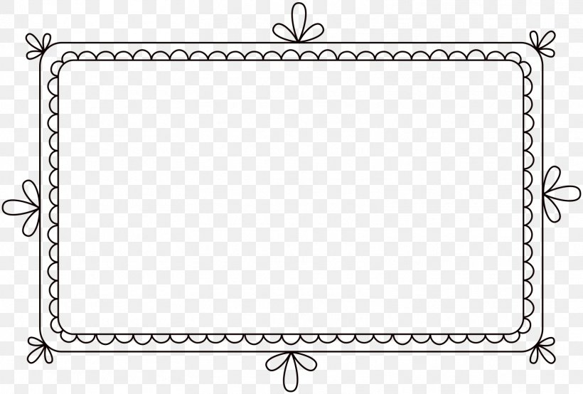 Picture Frame Free Content Digital Photo Frame Clip Art, PNG.