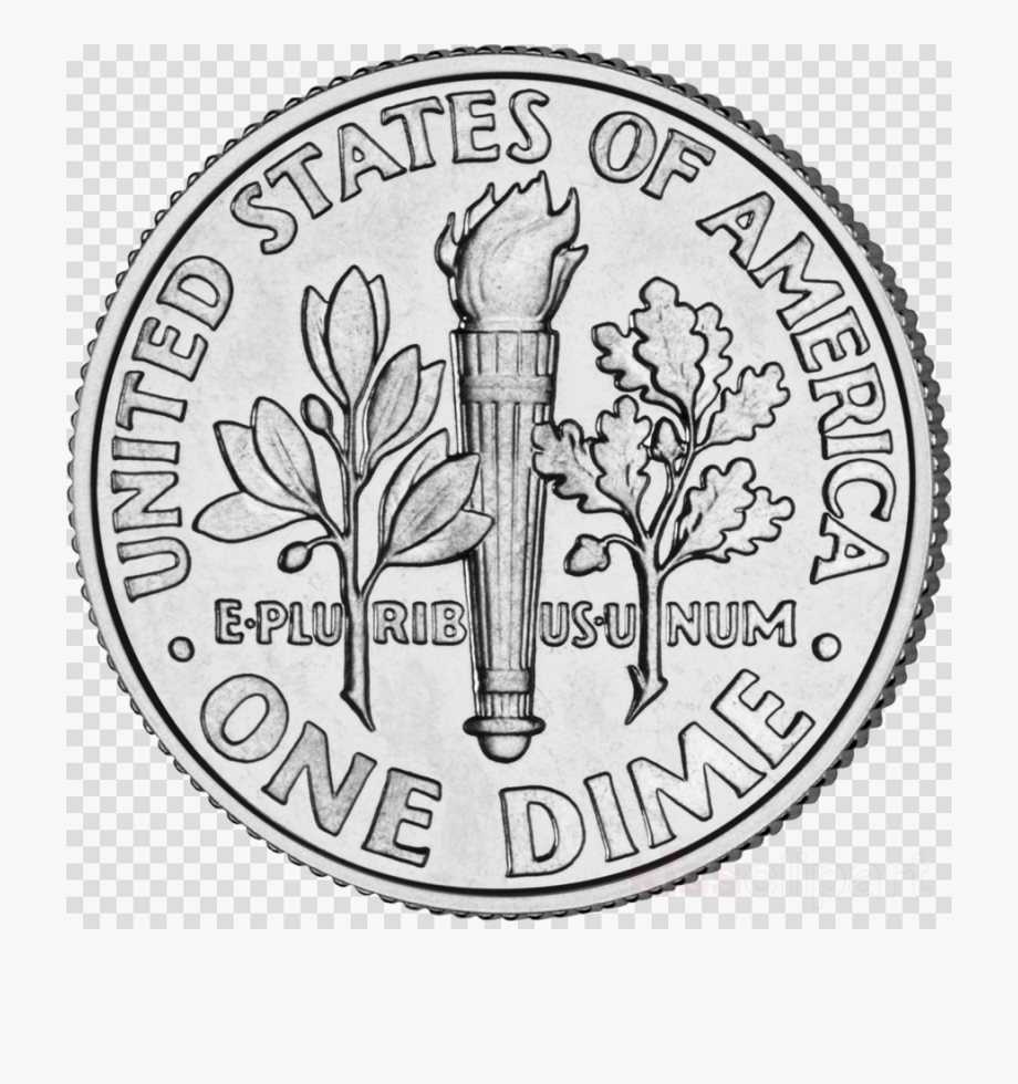 Nickel Clipart Dime.