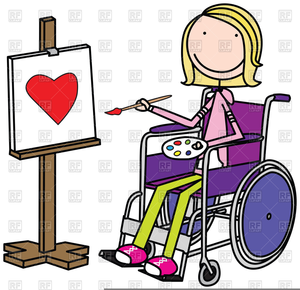 Disabilities Clipart Free.