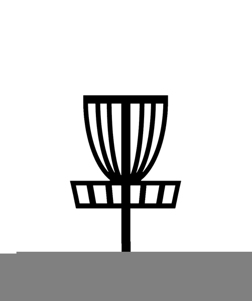Free Disc Golf Clipart.
