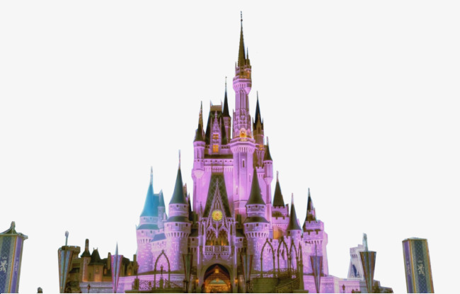 Disney Castle, Disney Clipart, Castle Cl #140610.