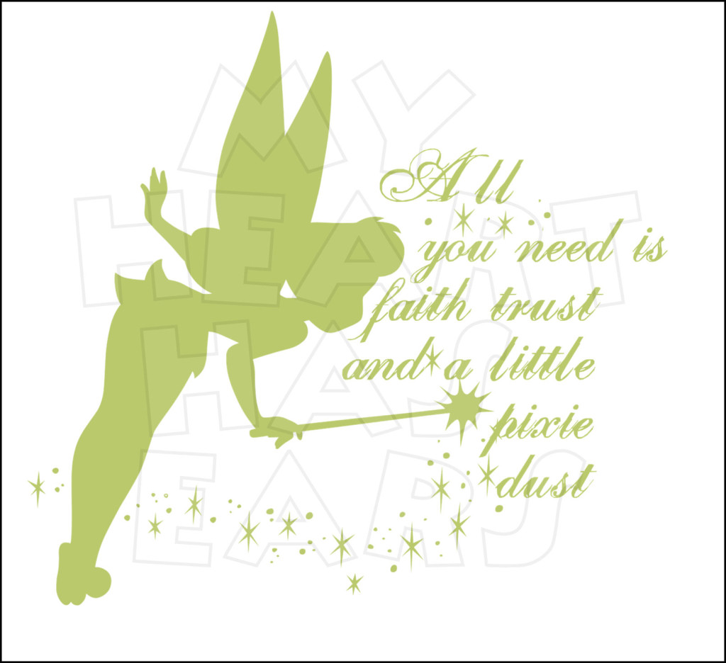 Free Disney Clipart Tinkerbell.