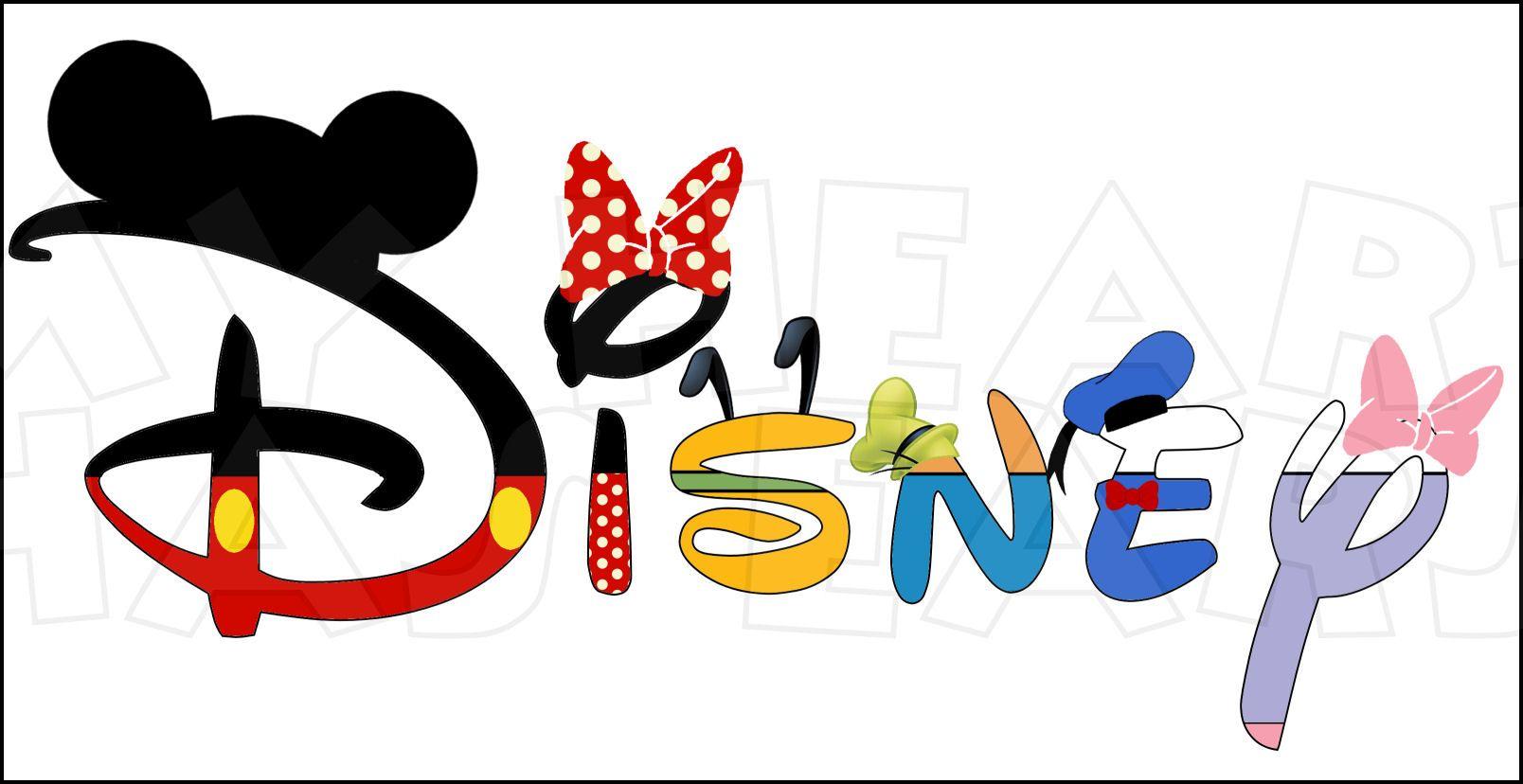 Disney world clipart.