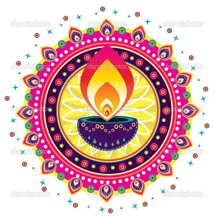 Diwali clipart free 5 » Clipart Portal.