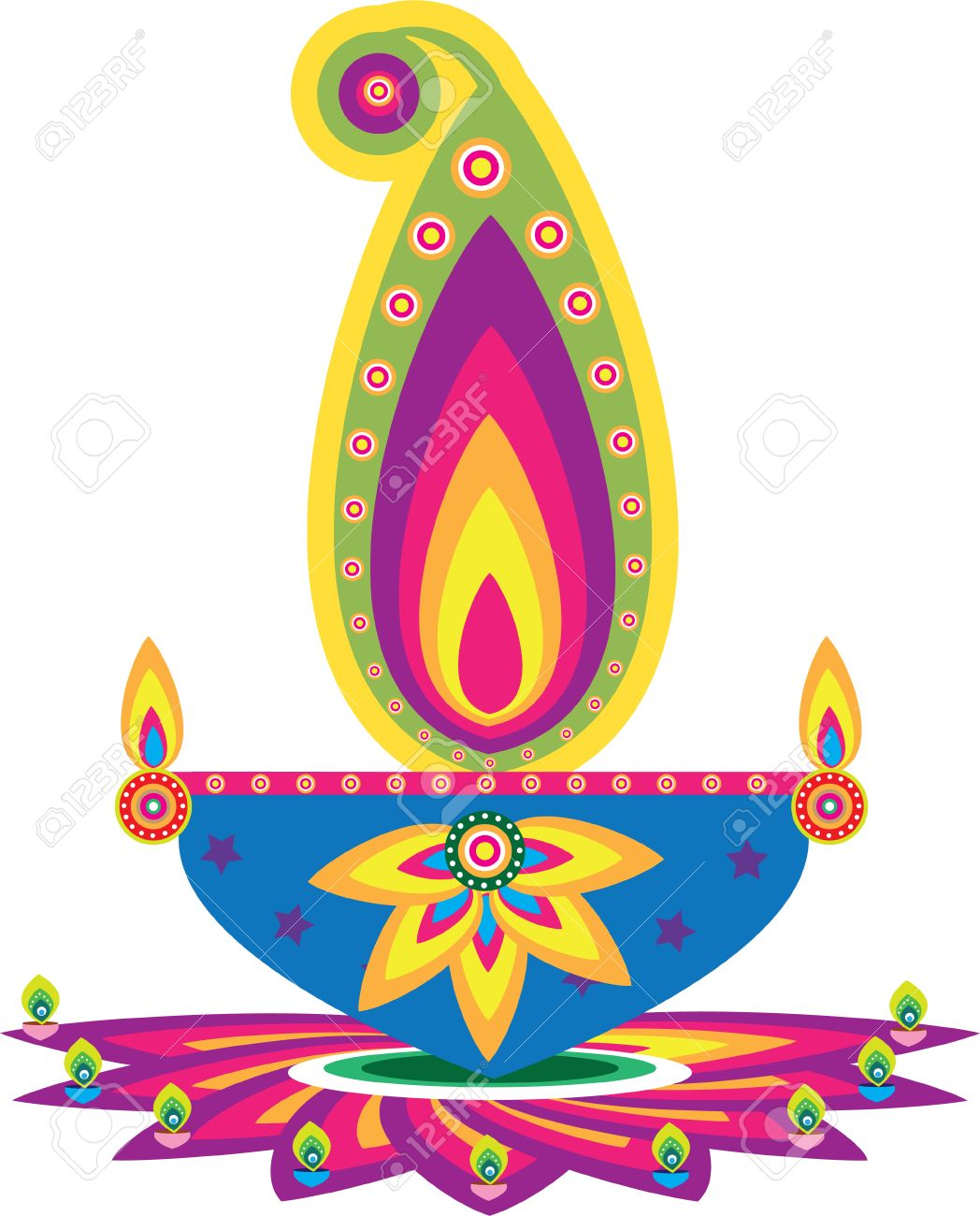 Collection of 14 free Light clipart deepavali bamboo clipart sign.