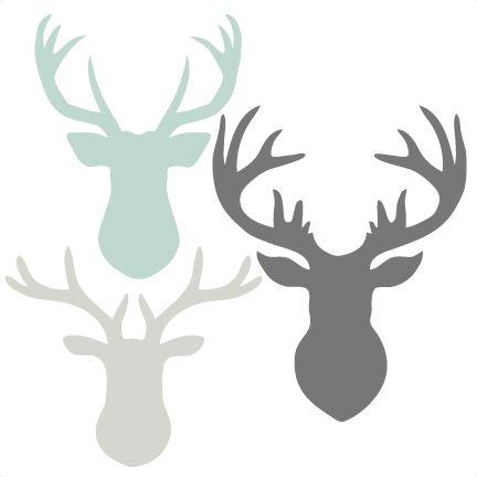25+ best ideas about Deer Head Silhouette on Pinterest.