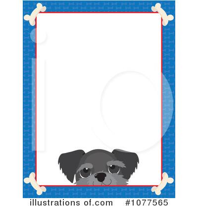 Dog Border Clip Art.