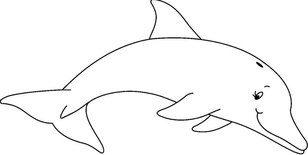 New Dolphin Clipart Black And White Images Free Download 9 QHD.