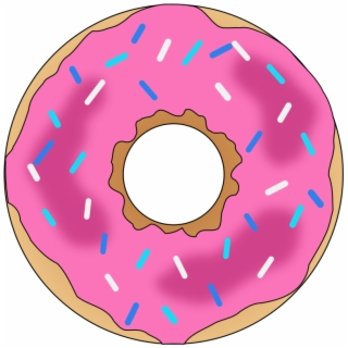 Donut Clipart PNG Images.