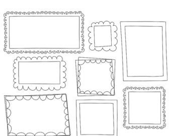 Free Doodle Frame Cliparts, Download Free Clip Art, Free Clip Art on.