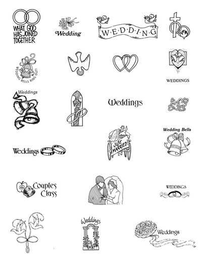 Free Wedding Program Clipart Free Download Clip Art.