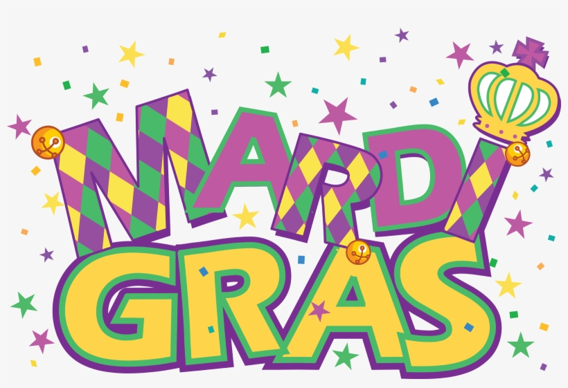 Mardi Gras Beads Clip Art Png Download.