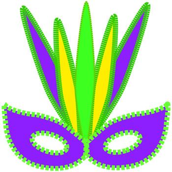 Free Mardi Gras Mask Clipart, Download Free Clip Art, Free Clip Art.