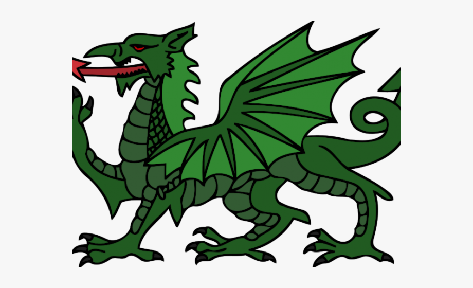 Free Dragon Clipart.