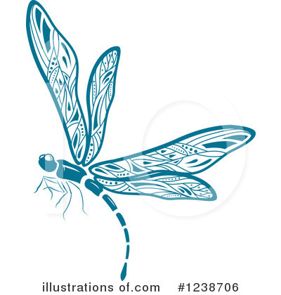 Dragonfly Clipart #1238706.
