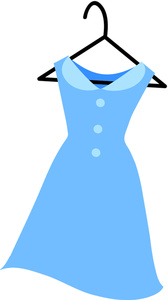 Dress Clipart.