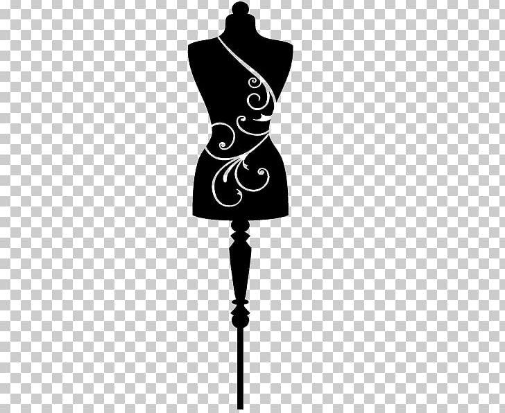 Mannequin Dress Form Silhouette Fashion Textile PNG, Clipart.
