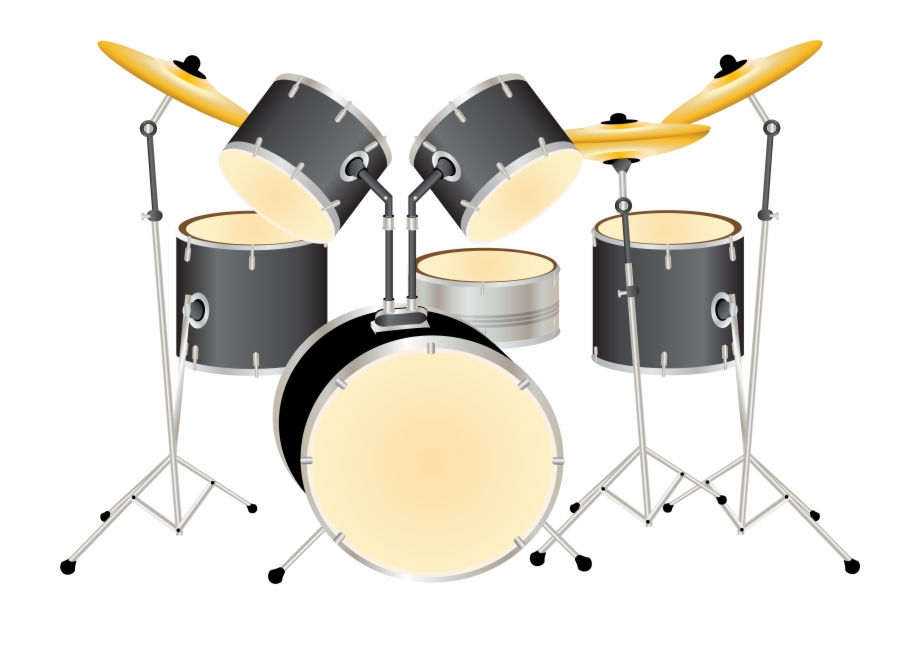 Jpg Freeuse Library Drum Kit Png Clipart Best Web Free PNG Images.