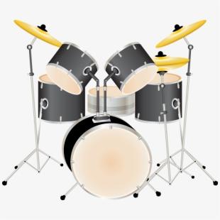 Free Drum Kit Clip Art.
