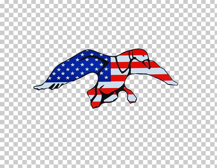 Duck Commander Decal Sticker Flag Of The United States PNG.