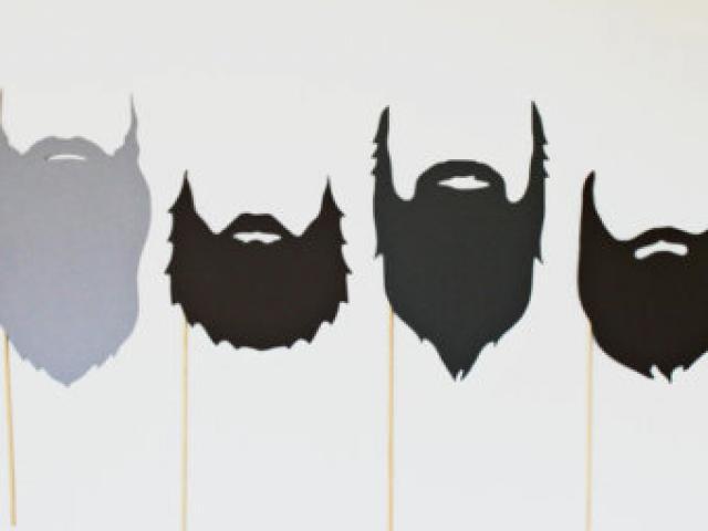 Beard clipart duck dynasty beard, Beard duck dynasty beard.
