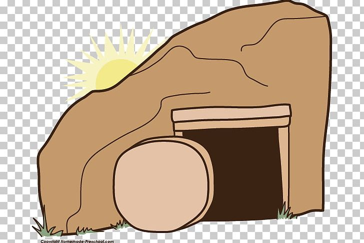 Empty Tomb Tomb Of Jesus Easter PNG, Clipart, Arm, Cartoon.