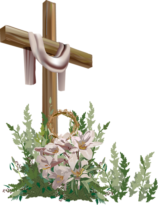 Free Easter Cross Png, Download Free Clip Art, Free Clip Art.