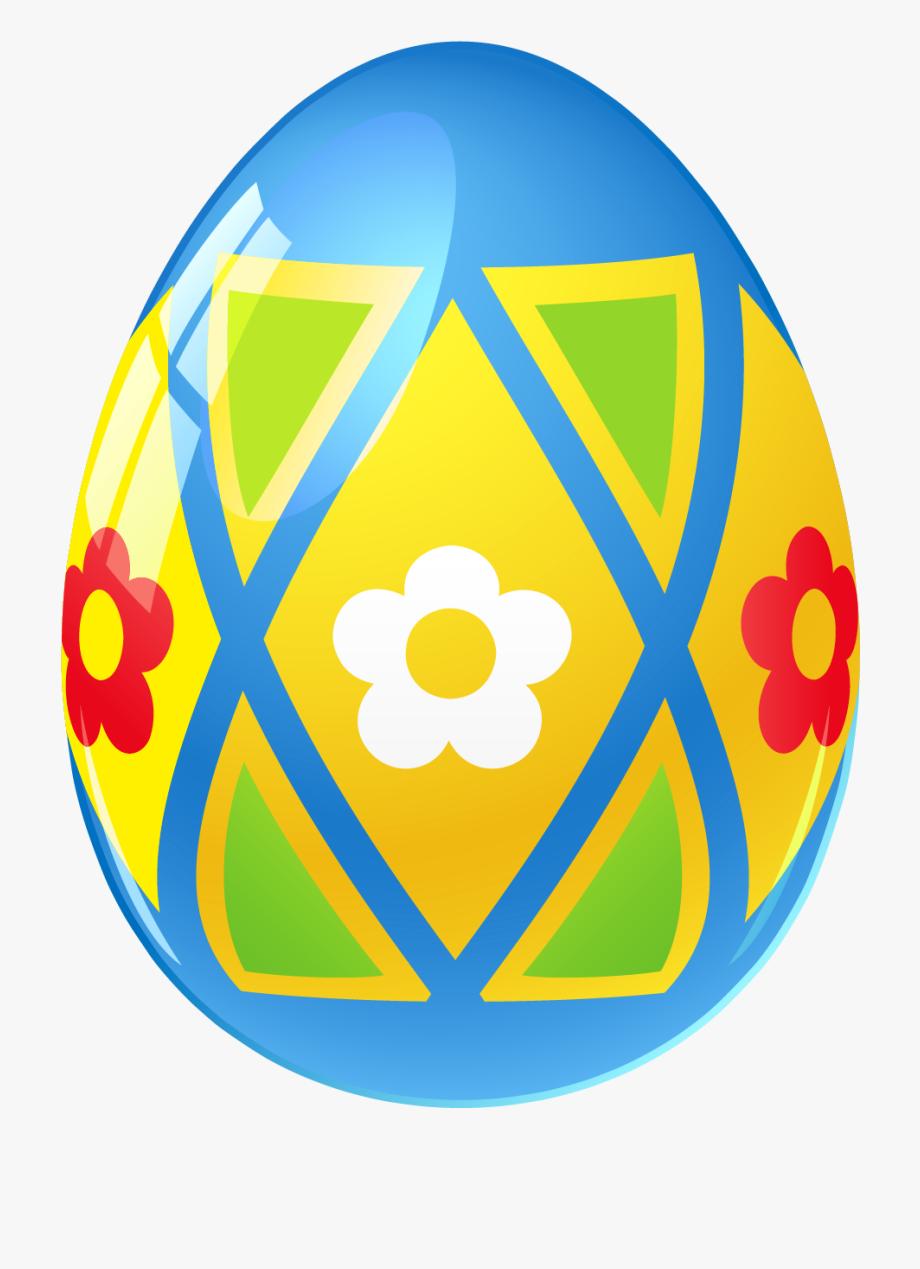 Free Egg Clip Art Easter Eggs Clipart Image.