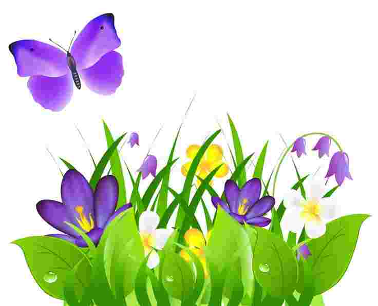 Best Cliparts: Ostern Clipart Of Flowers Free Easter.