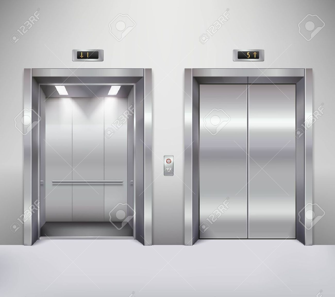 12,392 Elevator Stock Vector Illustration And Royalty Free Elevator.