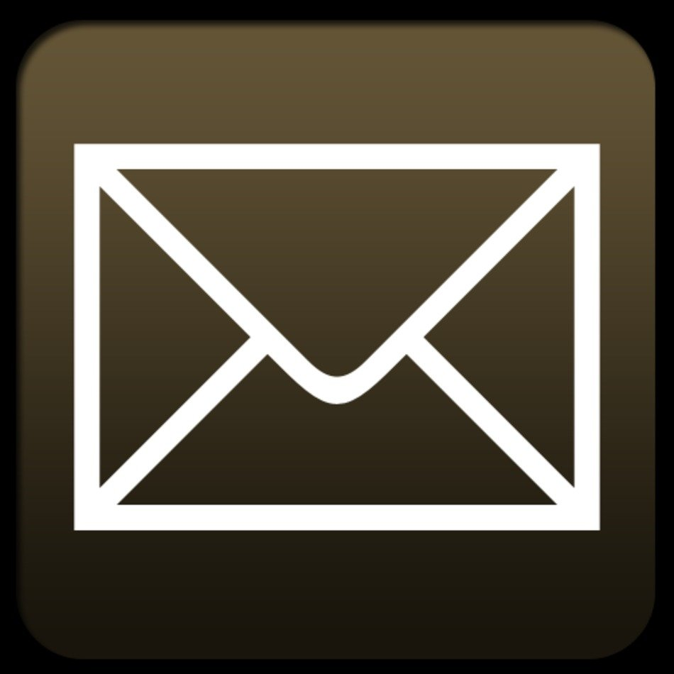 Email Icon Clip Art N9 free image.