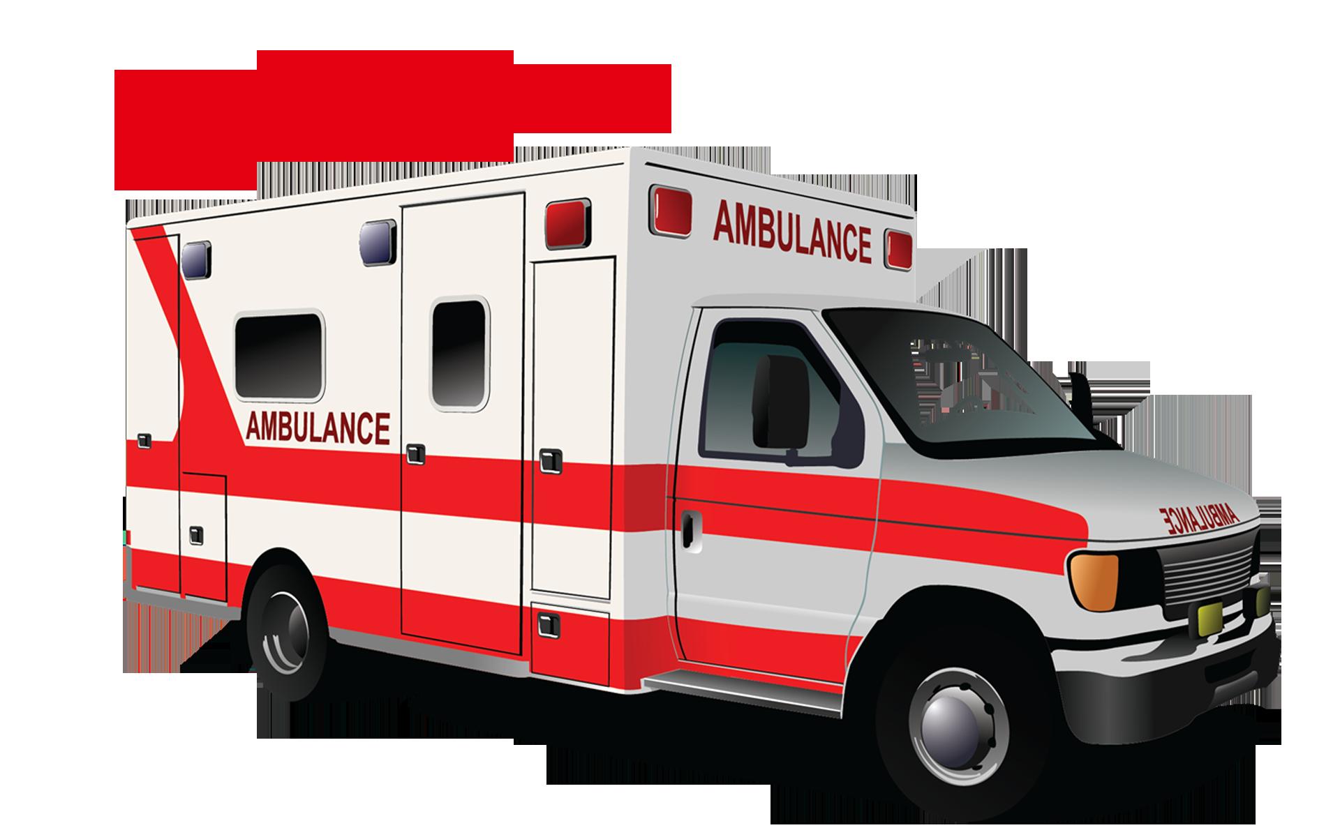 Ambulance Emergency vehicle Clip art.