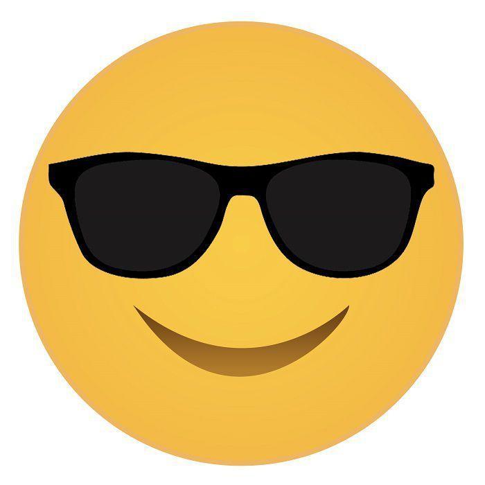 Emoji faces free printable.